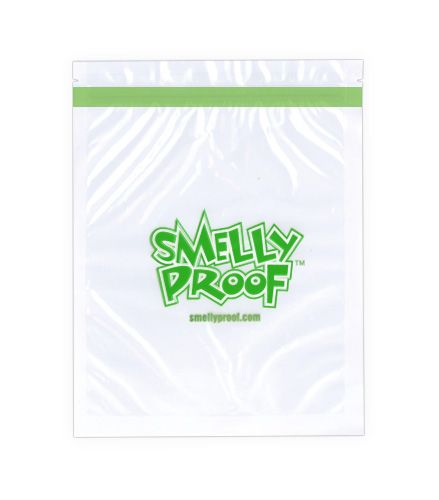 Clear  Bags by Smelly Proof Bags