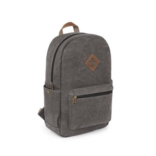 The Escort Odour Proof Backpack (Canvas Collection) - Revelry