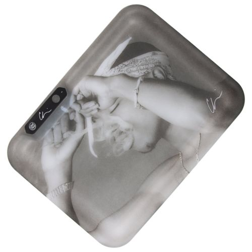California Love (Tupac) Glow Tray - The Hip Hop Golden Age Collection