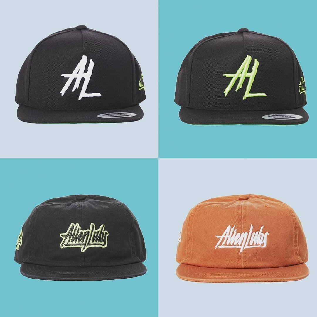 AlienLabs Hats