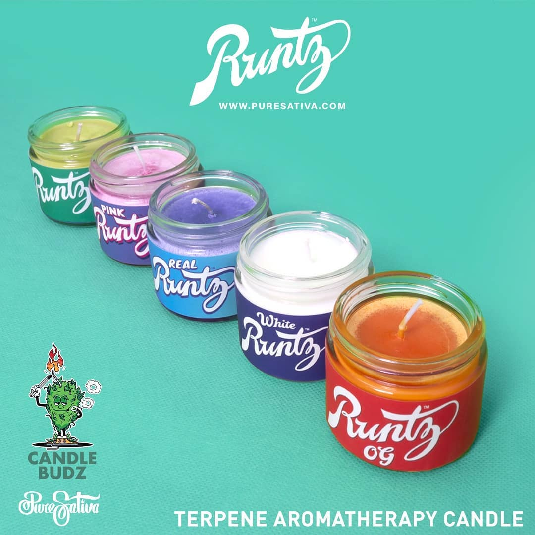 Runtz Candles